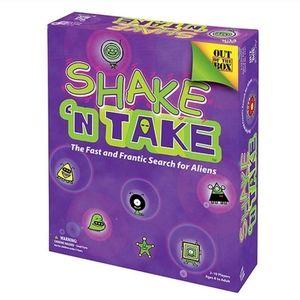 NIB Shake 'N Take Game